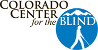 Colorado Center for the Blind Logo