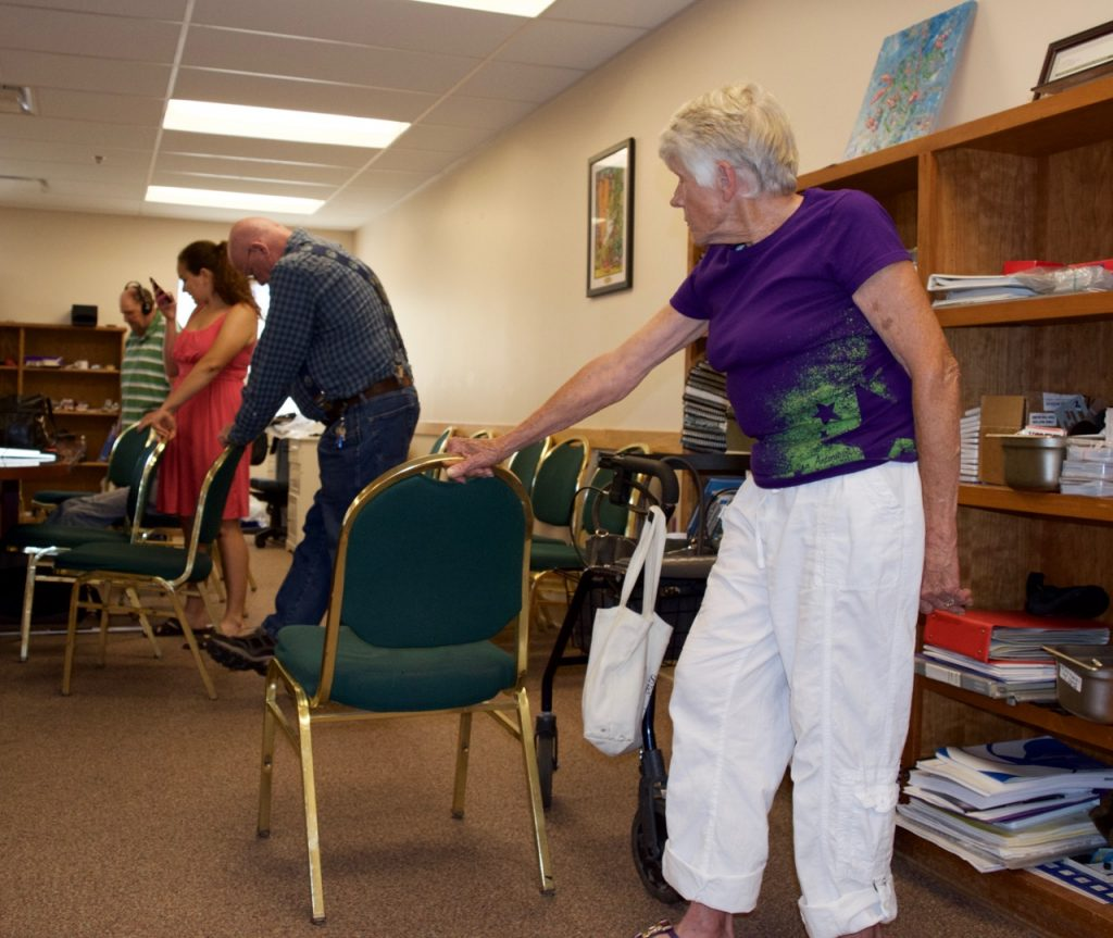 Seniors & @WEFitWellness – You Gotta Move!