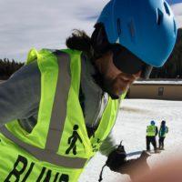 Graham on the slopes