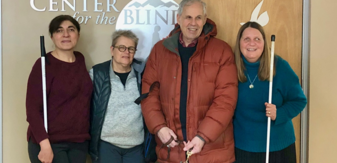 Anahit, Kathy, Bill and Julie 2019