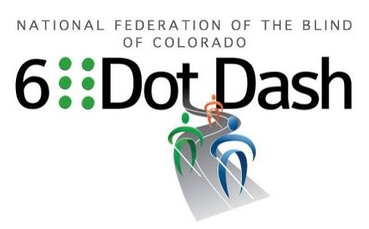 6 Dot Dash 5K Logo