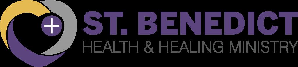 St. Benedict Health & Healing Ministry Logo