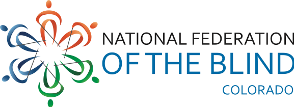 From the National Federation of the Blind of Colorado,